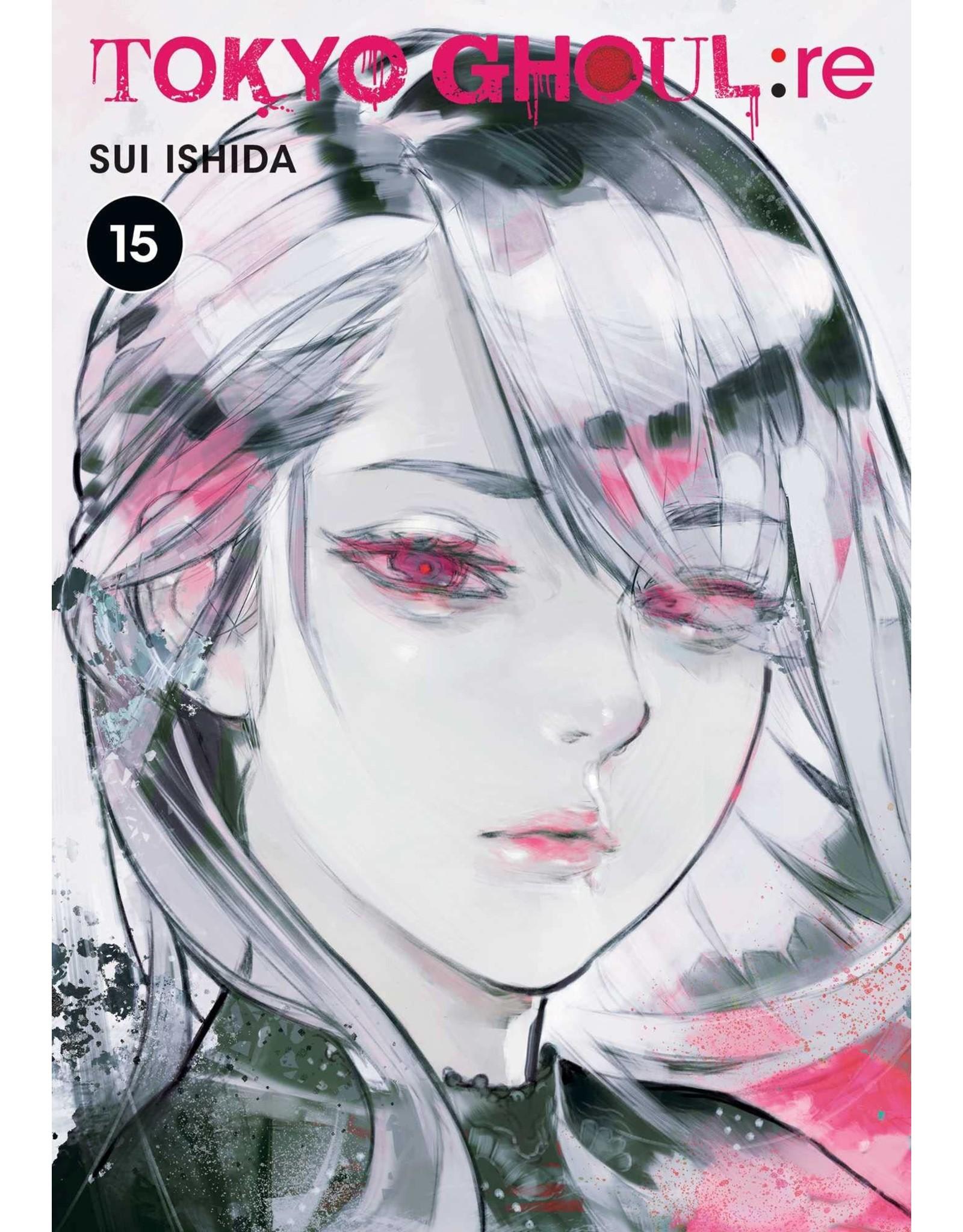 Tokyo Ghoul:re 15 (Engelstalig)
