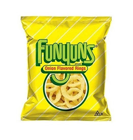Funyuns - Onion Flavored Rings - 21.2g - THT-datum: 31/08/2020
