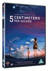5 Centimeters Per Second - DVD (Original version with English subtitles)