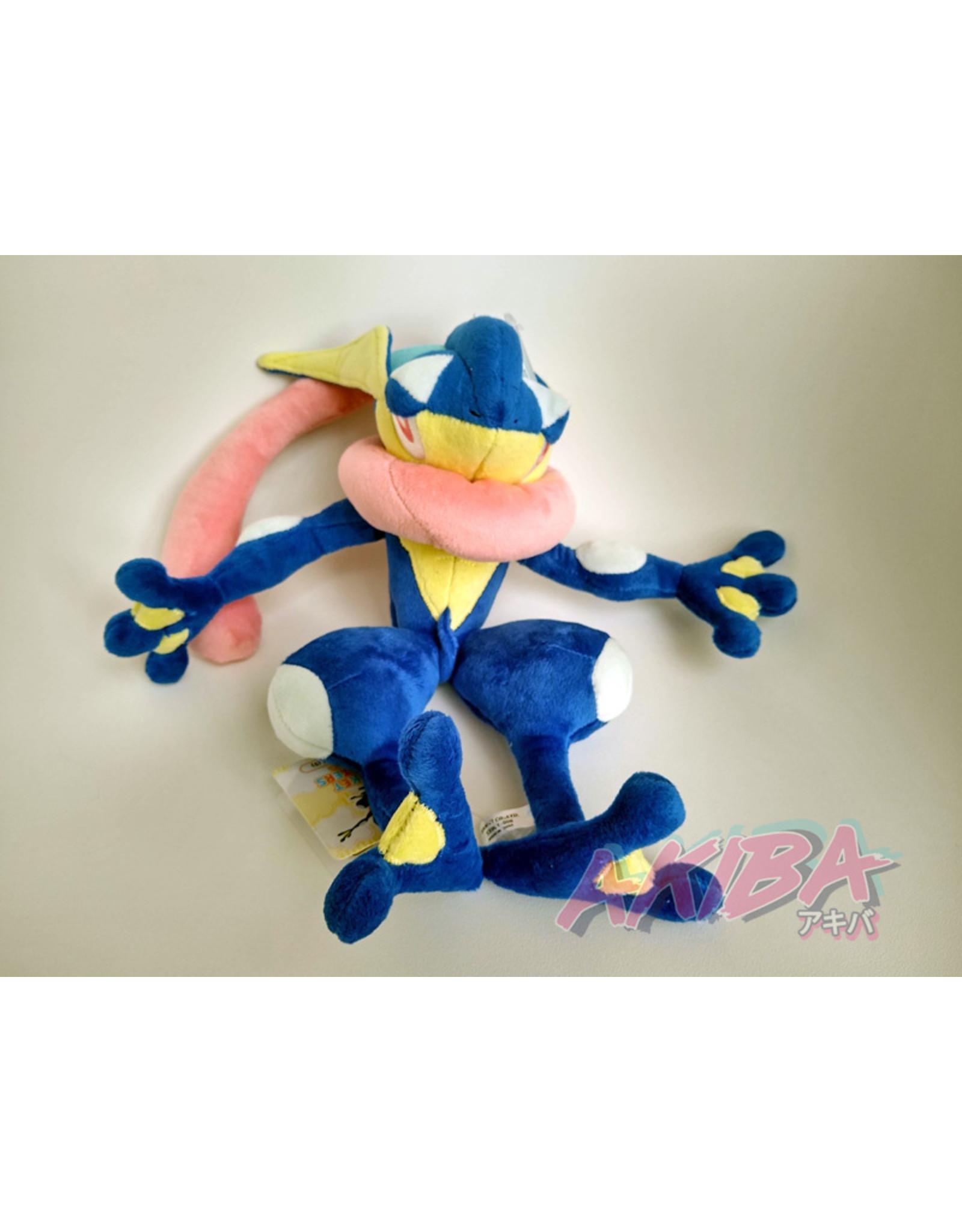 Greninja - Pokemon Plushie - 26cm (Japanese import)