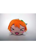 Love Live! - Lying Down Keychain Mascot Nesoberi 1st Grade No Brand Girls - Hoshizora Rin