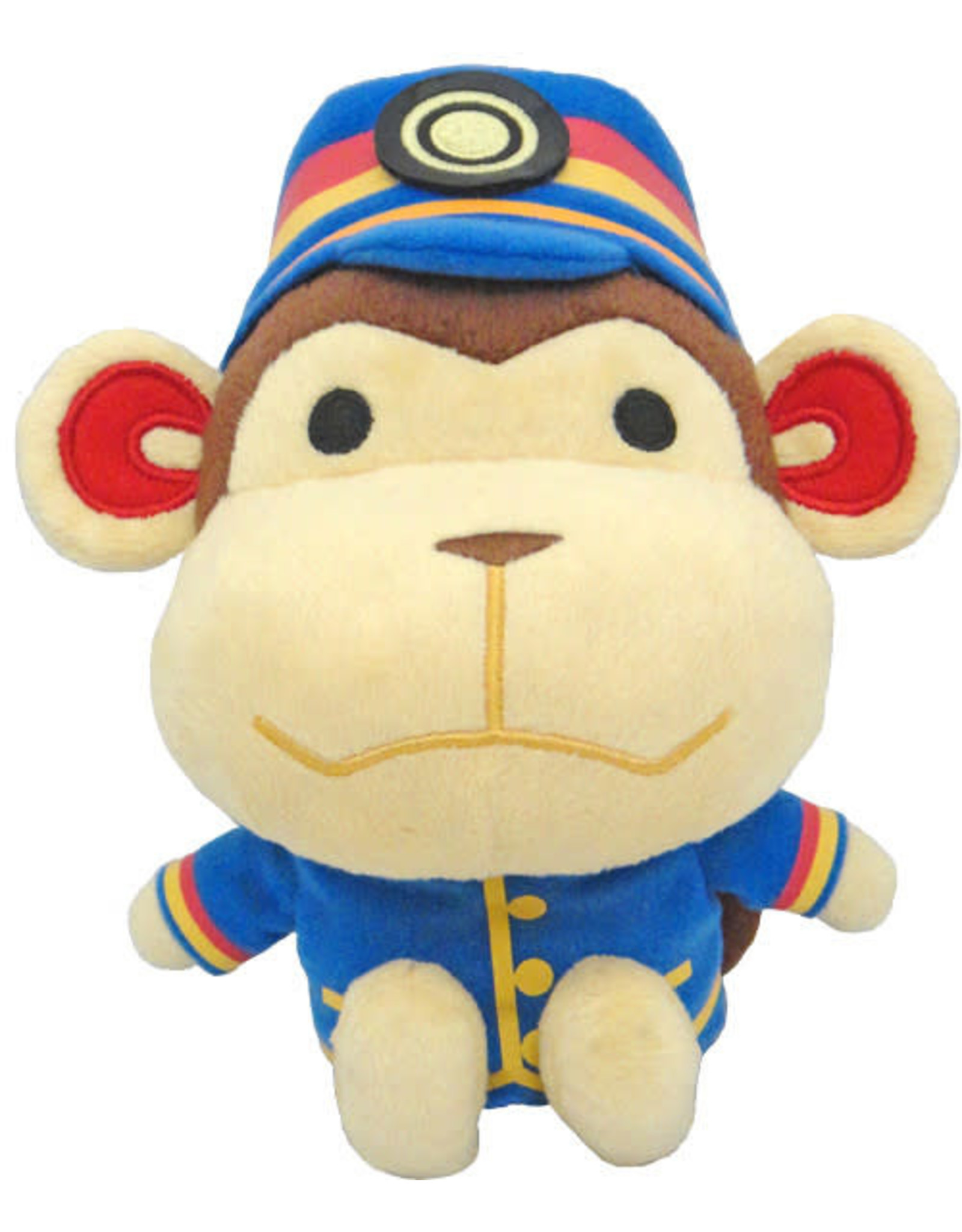 Animal Crossing Plushie - Porter - 18cm