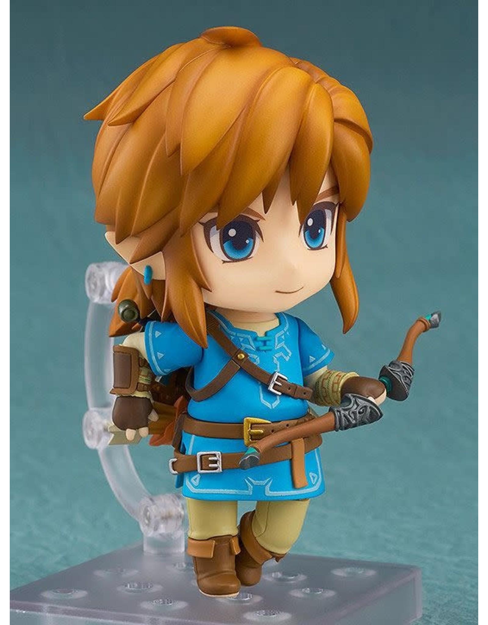 The Legend of Zelda: Breath of the Wild - Link - Nendoroid 0733
