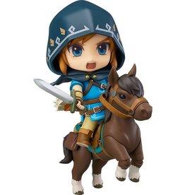 The Legend of Zelda: Breath of the Wild - Link DX Edition - Nendoroid 0733DX