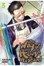 The Way of The House Husband 03 (Engelstalig)