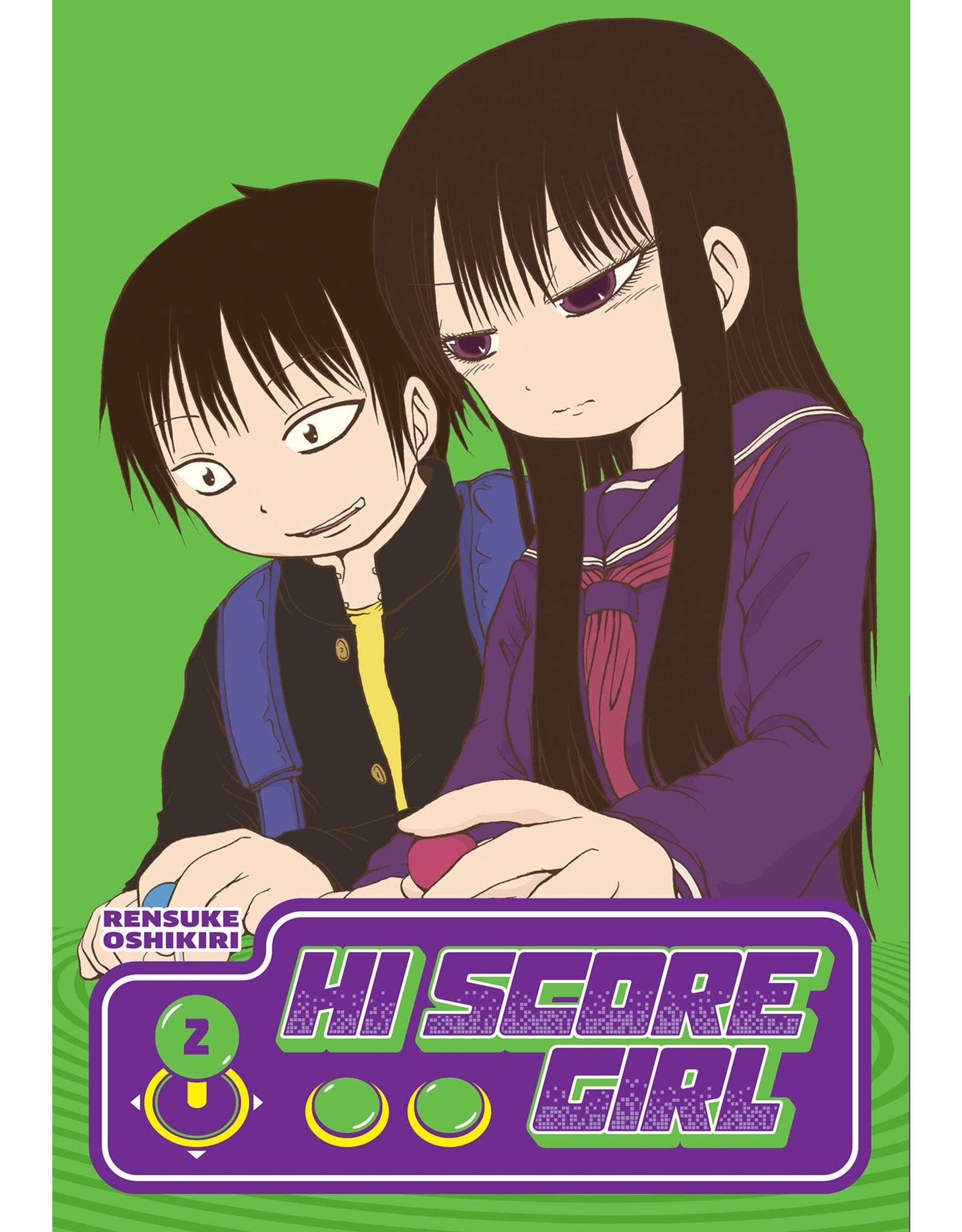 Hi Score Girl 2 (English Version)