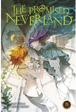 The Promised Neverland 15 (Engelstalig)