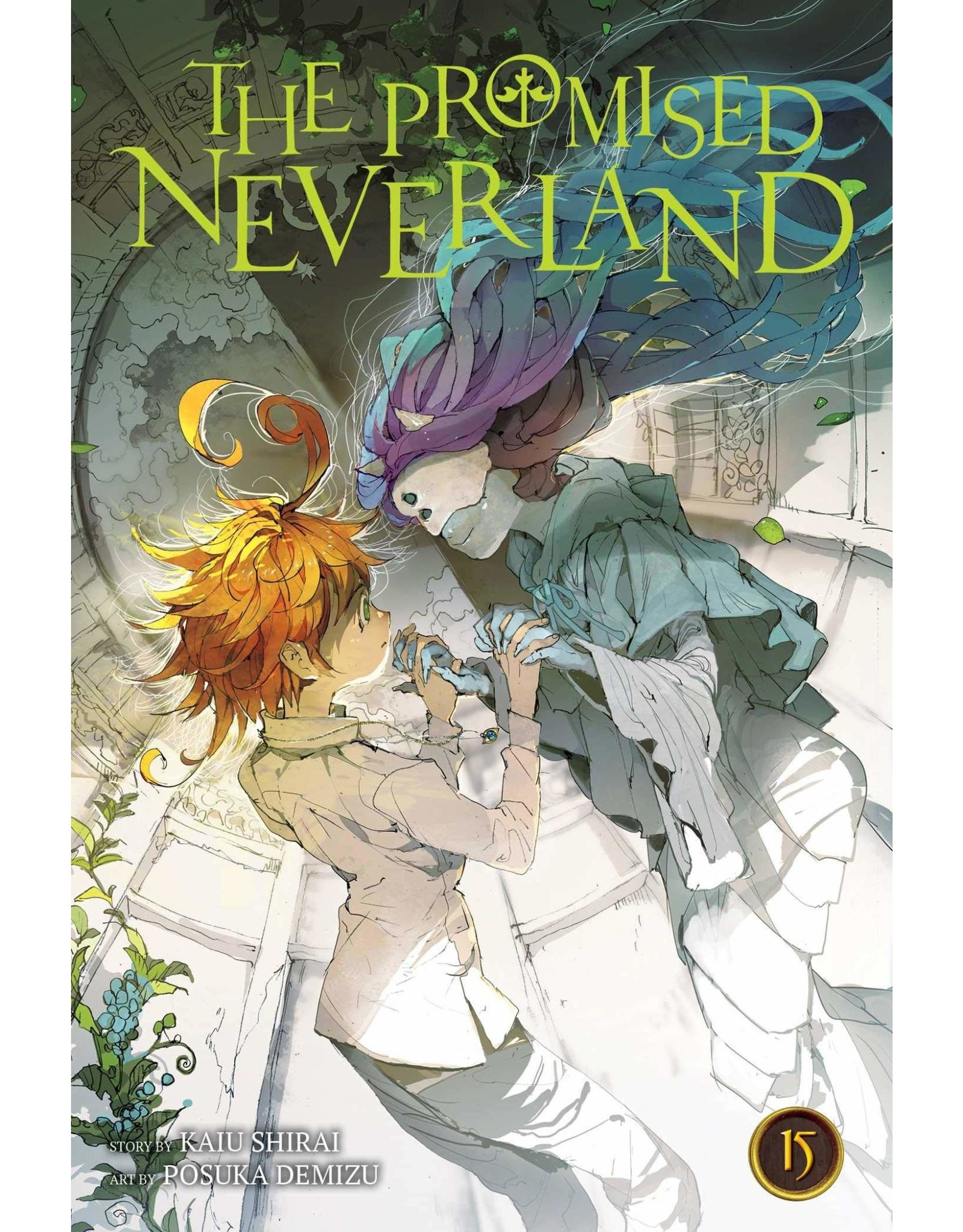 The Promised Neverland 15 (English Version)