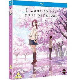 I want to eat your pancreas (Blu-ray) - (Original version, English subtitles)