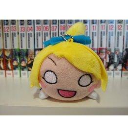 Love Live! - Lying Down Keychain Mascot Nesoberi 3nd Grade No Brand Girls - Ayase Eli