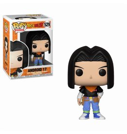 Dragon Ball Z - Android 17 - Funko Pop! Animation 529