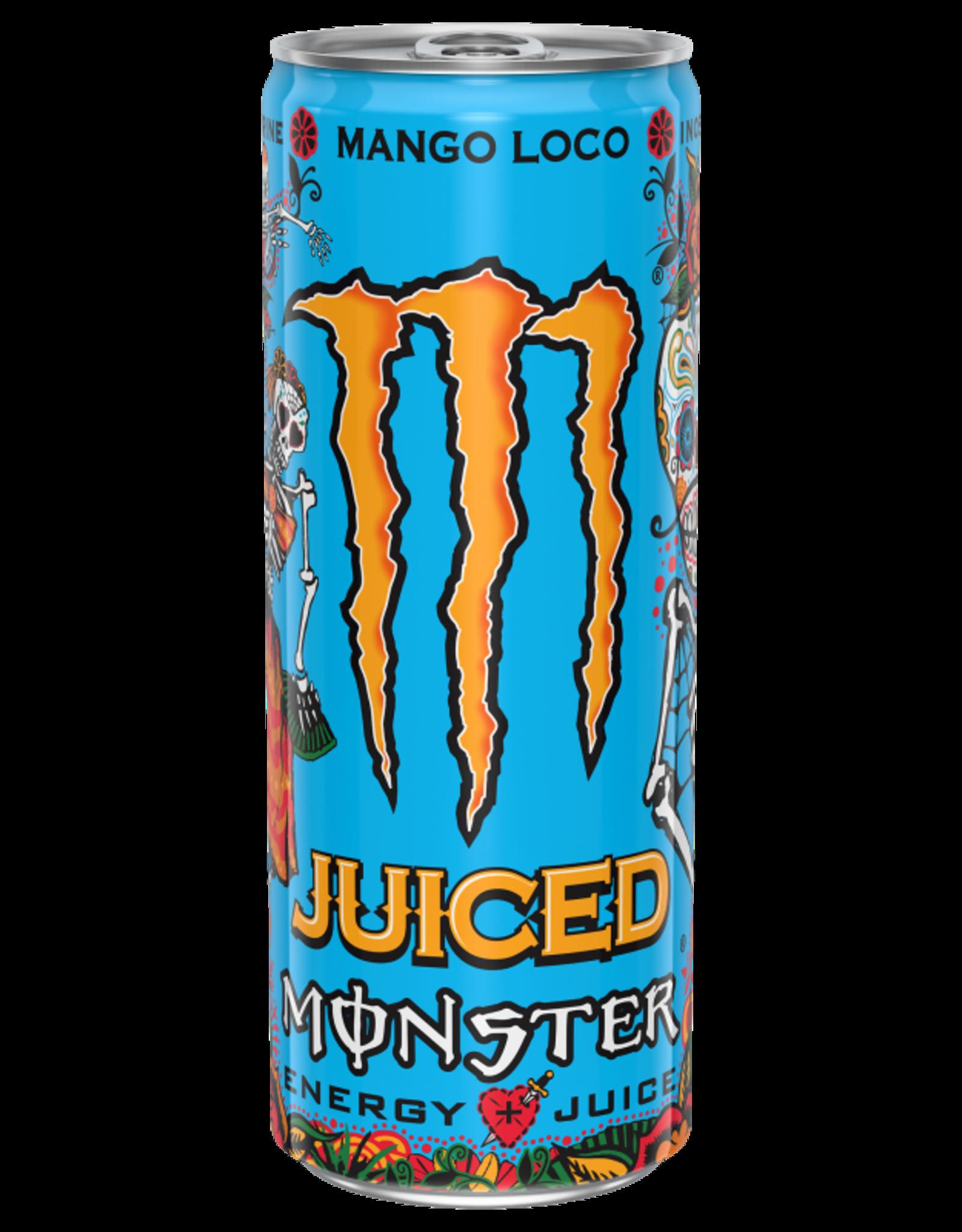 Monster Juiced Mango Loco - 500ml
