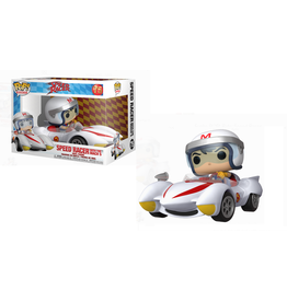 Speed Racer - Speed Racer With The Mach 5 - Funko Pop! Rides 75