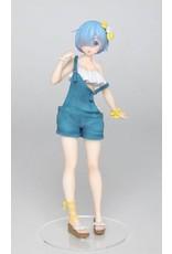 Re: Zero - Rem - Overalls Version - PVC Statue - 23 cm