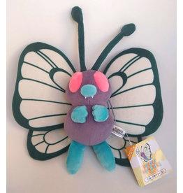 Butterfree - Pokemon Plushie - 22cm (Japanese import)