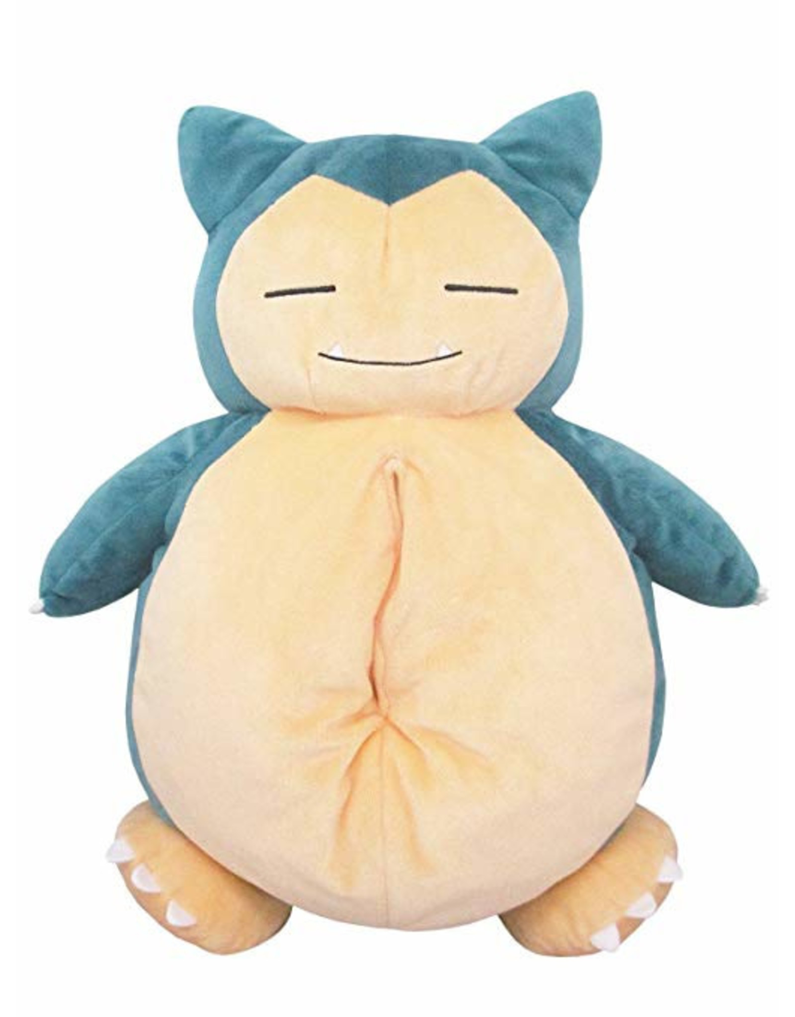 Snorlax Tissue Box Cover - Pokemon Plushie - 45cm (Japanese import)