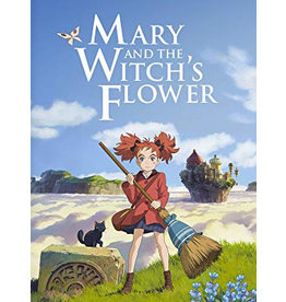 Mary And The Witch's Flower (DVD) - (Original version, English subtitles)