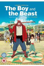 The Boy and The Beast - DVD (Original version, English subtitles)