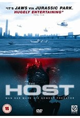 The Host - DVD (Original version, English subtitles)