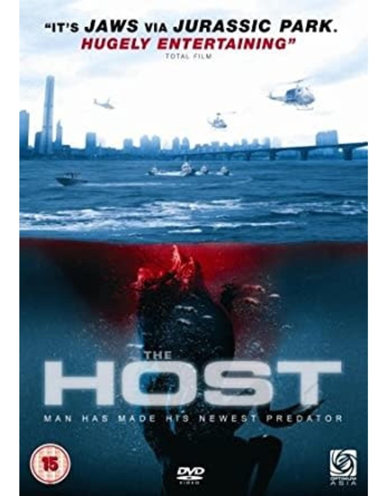The Host - DVD (Engelstalig ondertiteld)