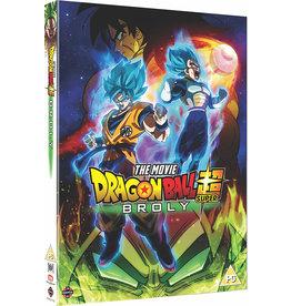 Dragon Ball Super:  Broly (DVD) - (Original version, English subtitles)