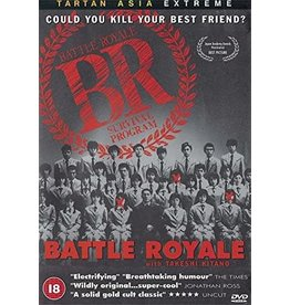 Battle Royale - DVD (Original version, English subtitles)