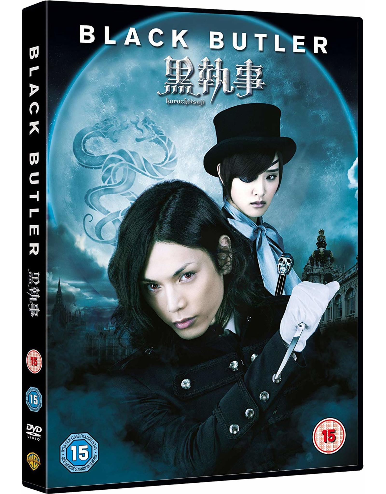 Black Butler (DVD) - (Engelstalige ondertitels)