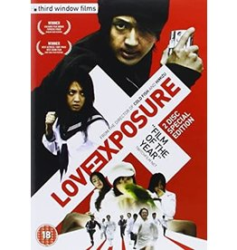 Love Exposure - DVD (Original version, English subtitles)