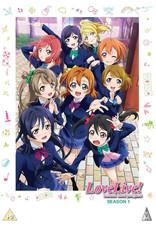 Love Live! School Idol Project - 1st Season (DVD) - (Originele versie, Engelstalige ondertitels)
