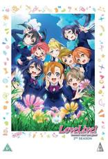 Love Live! School Idol Project - 2nd Season (DVD) - (Originele versie, Engelstalige ondertitels)
