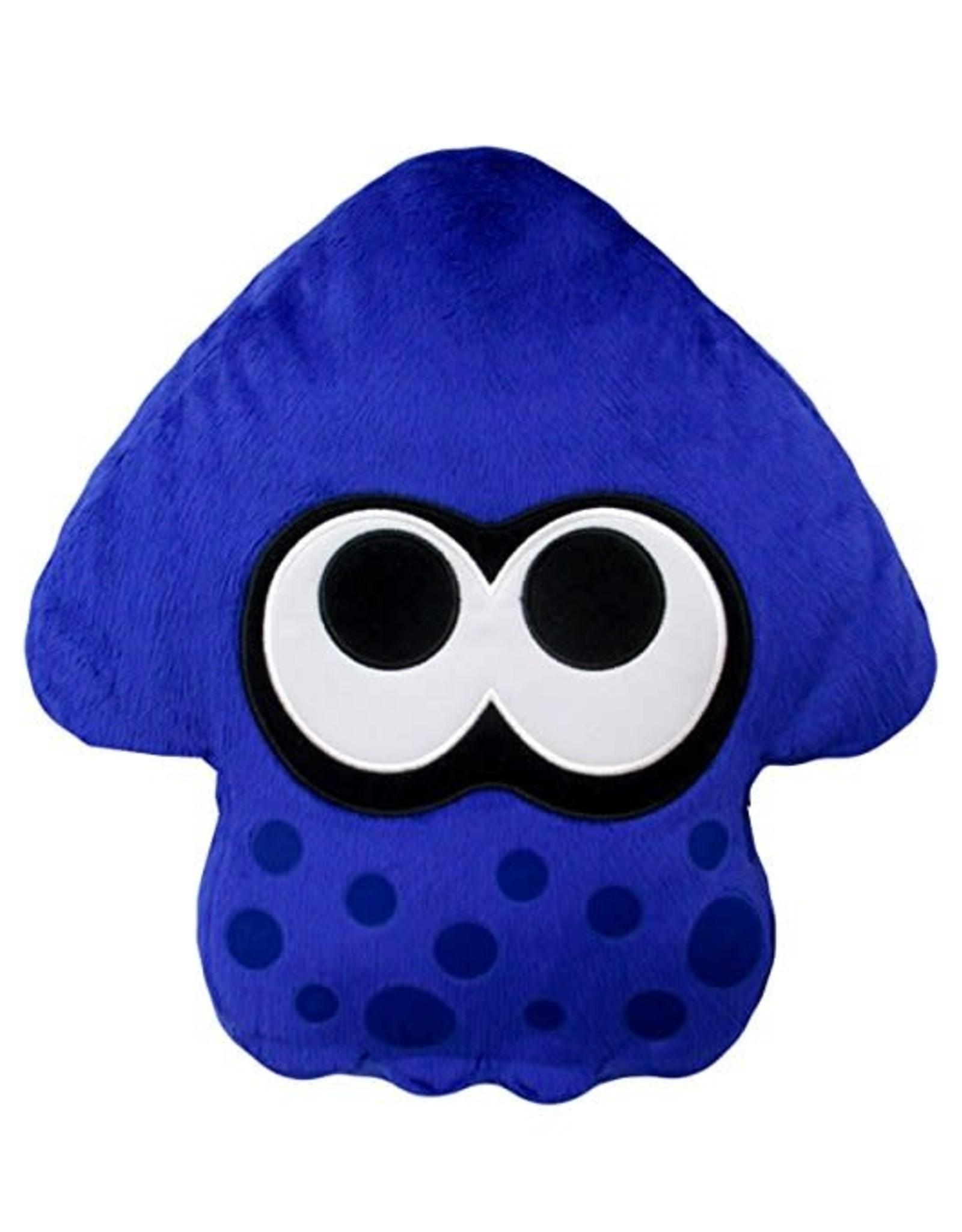 Splatoon 2: Bright Blue Pillow - 30cm x 30cm x 10cm