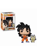 Dragon Ball Z - Yamcha & Puar - Funko Pop! Animation 531