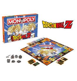 Monopoly - Dragon Ball Z (Engelstalig)