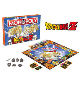 Monopoly - Dragon Ball Z (English edition)