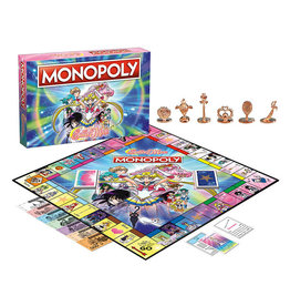 Monopoly - Sailor Moon (English edition)