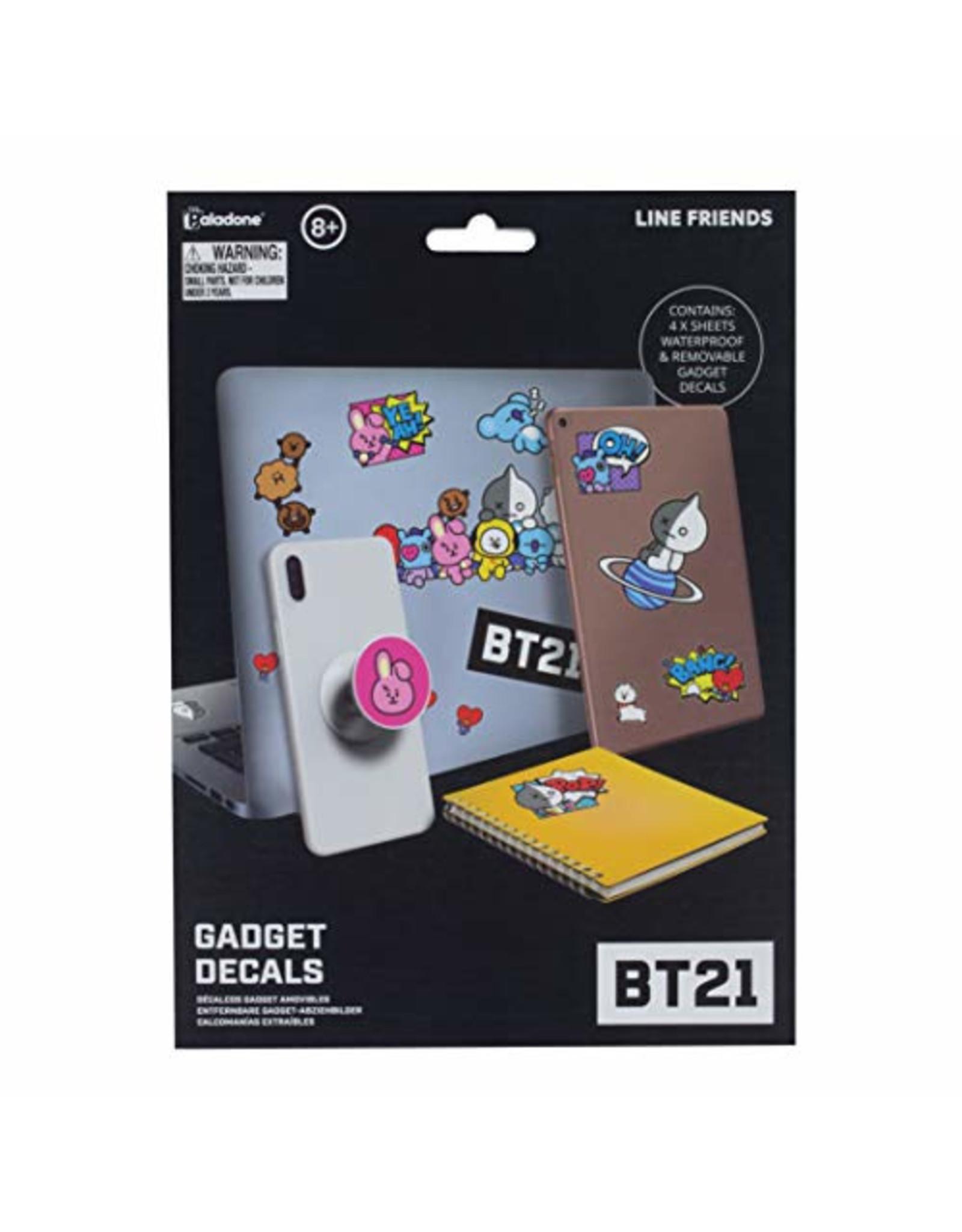 BT21 - Gadget Decals
