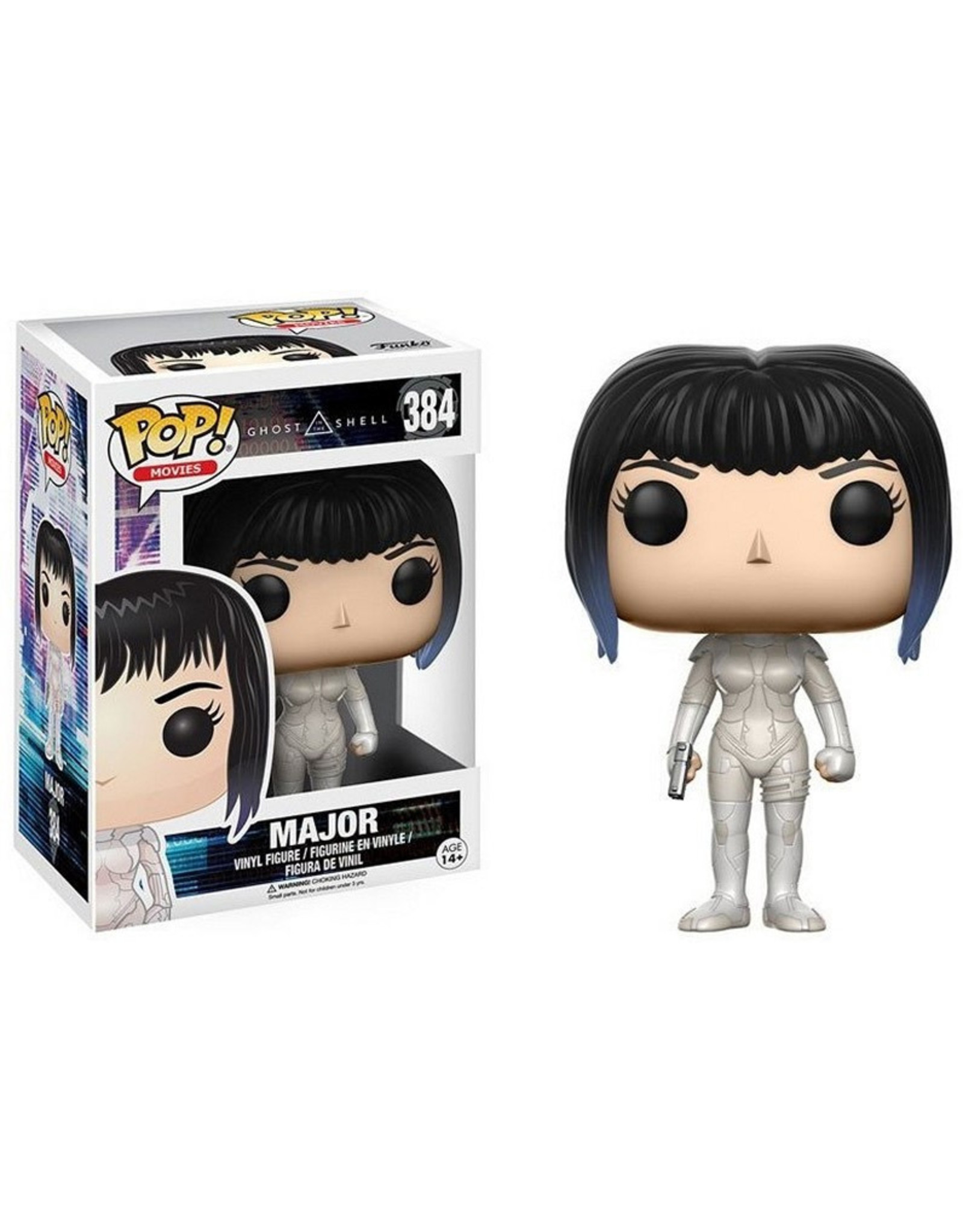 Ghost In The Shell - Major - Funko Pop! Movies 384