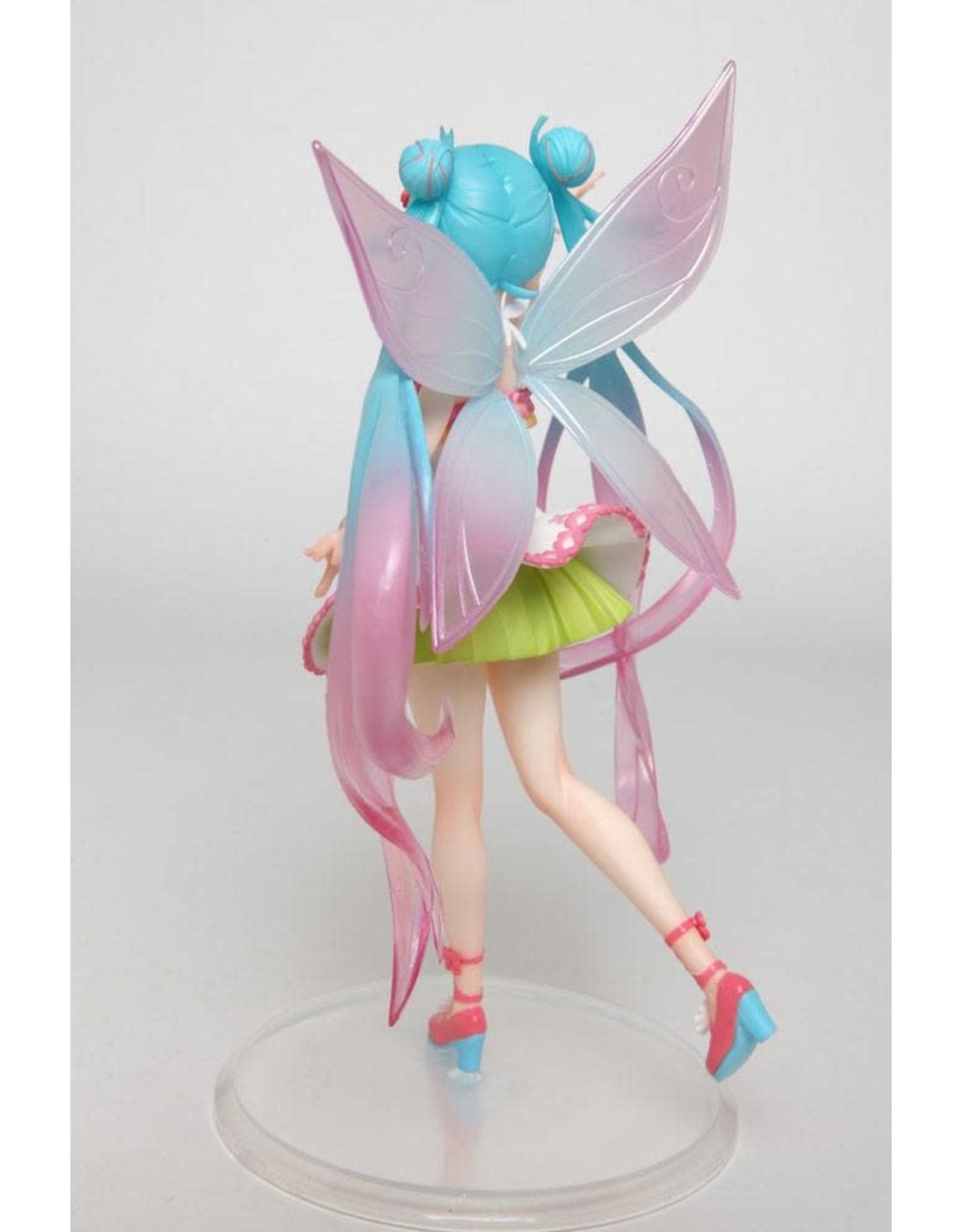 Hatsune Miku - PVC Figure - 3rd Season Spring Version - 18 cm
