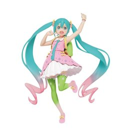 Hatsune Miku - PVC Figure - Original Spring Version Renewal - 18 cm