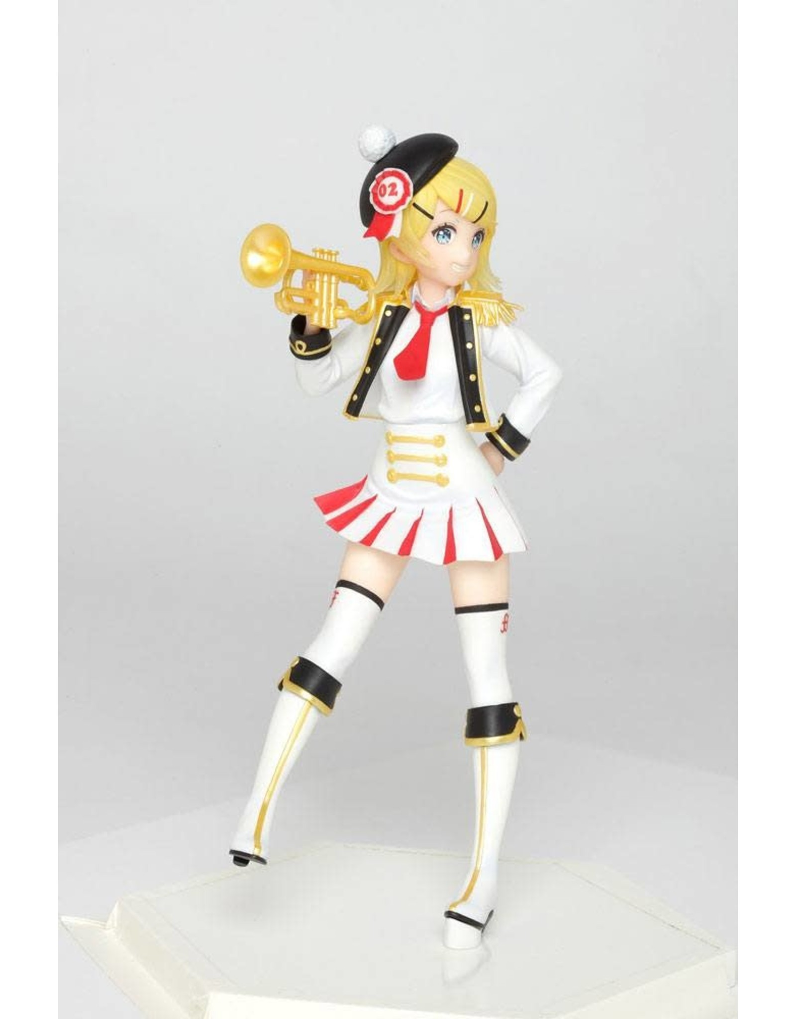 Character Vocal Series - Kagamine Rin - Winter Live Version - PVC Statue - 18 cm