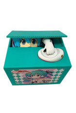 Hatsune Miku - Racing Miku Talking Coin Bank 001