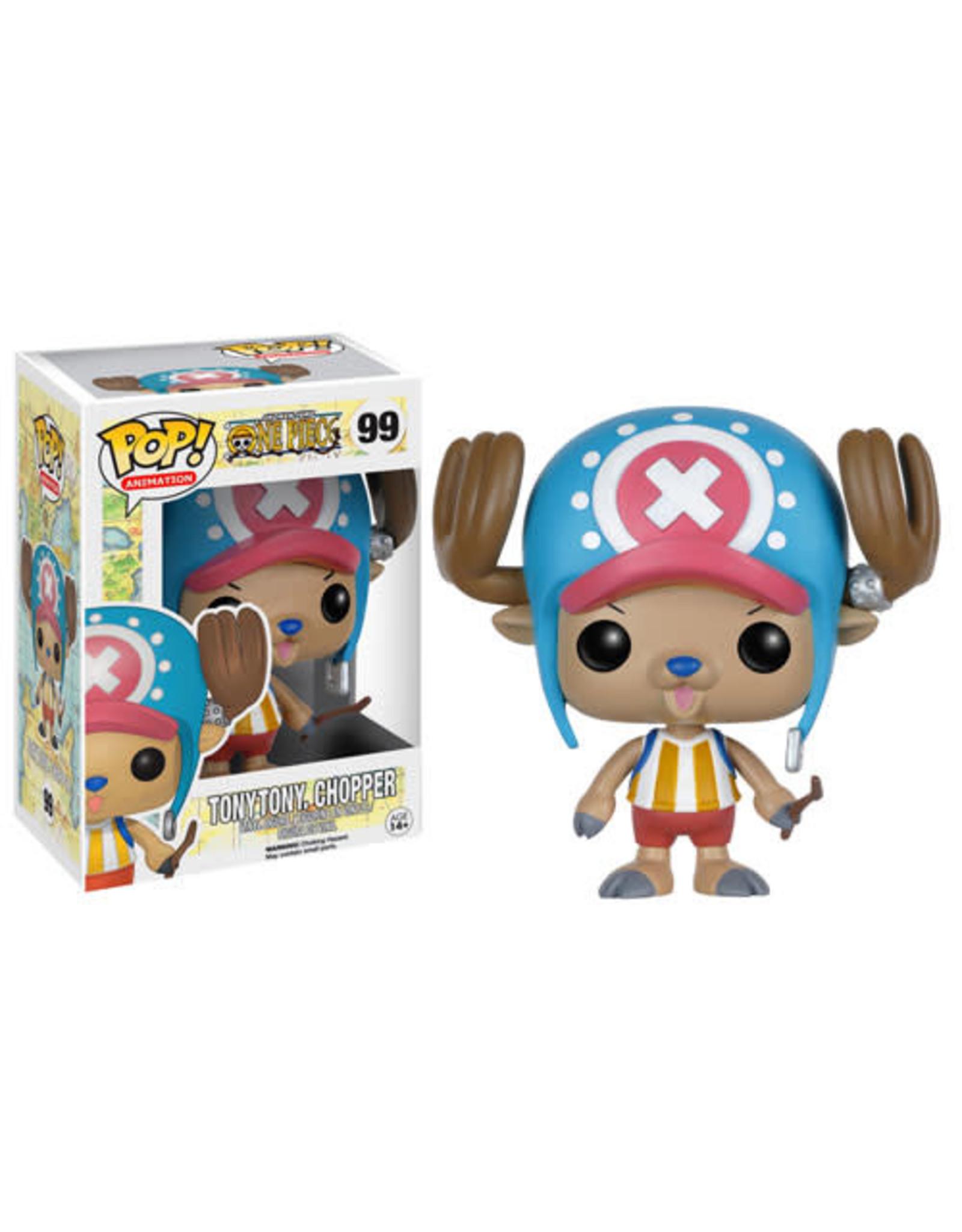 One Piece - Tonytony Chopper - Funko Pop! Animation 99