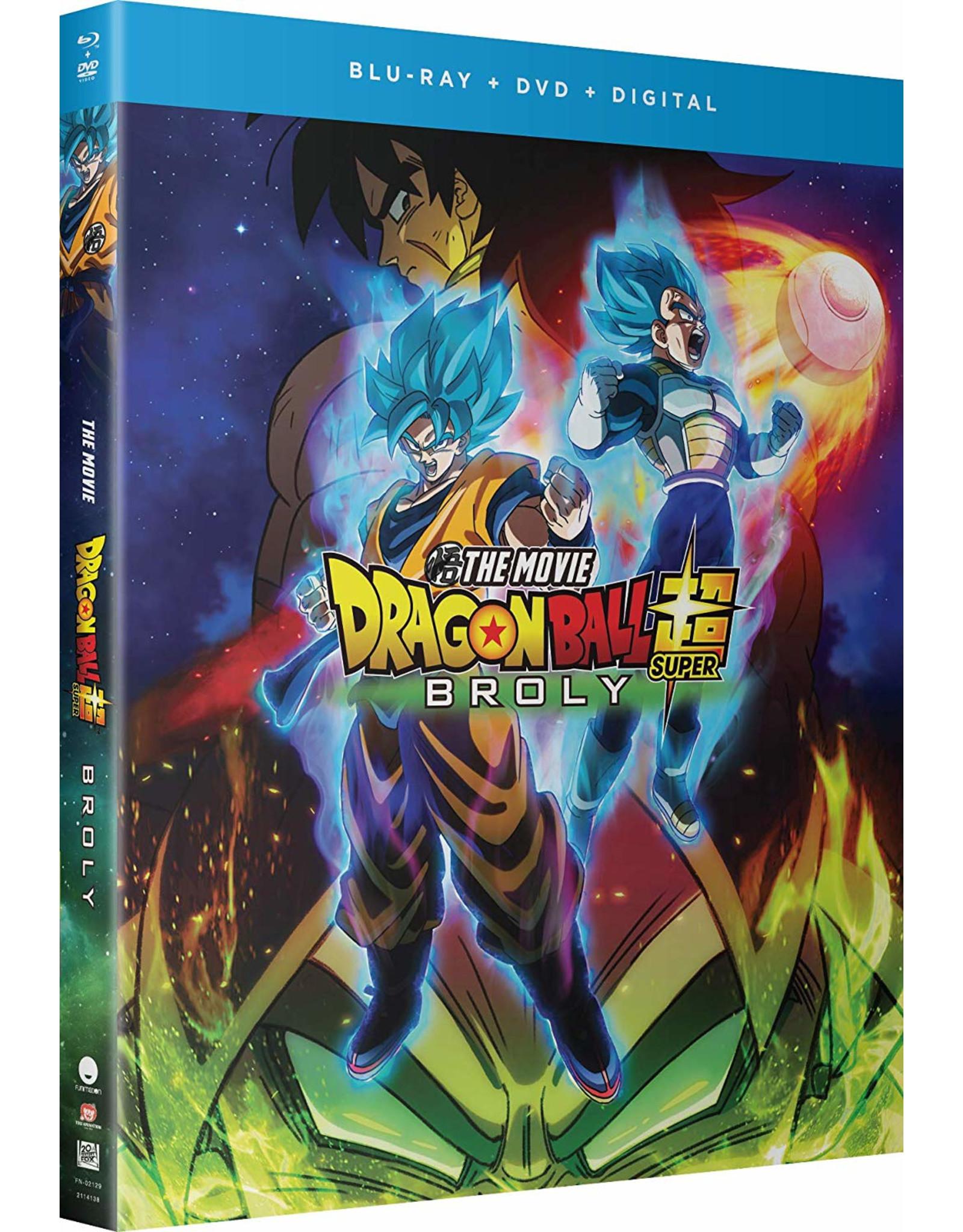 Dragon Ball Super:  Broly (Blu-ray) - (Original version, English subtitles)