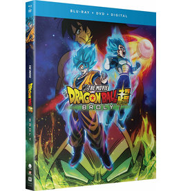 Dragon Ball Super:  Broly (Blu-ray) - (Engelstalige ondertitels)