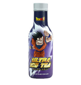 Dragon Ball Super - Ultra Ice Tea with Peach Juice - Gohan - 50cl