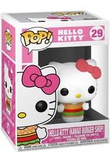 Hello Kitty - Hello Kitty (Kawaii Burger Shop) - Funko Pop! Hello Kitty 29