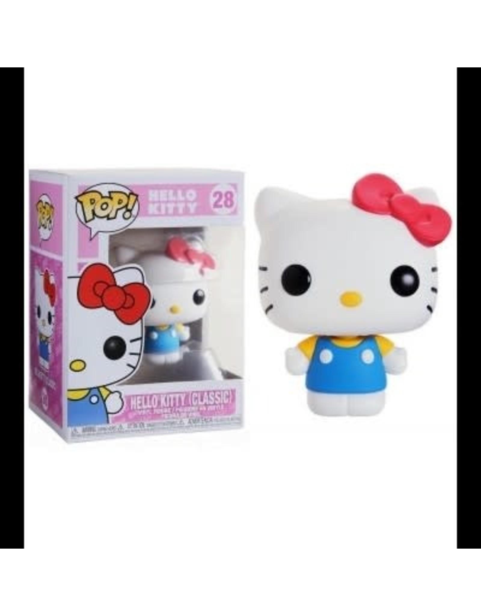 Hello Kitty - Hello Kitty (Classic) - FLOCKED - Funko Pop! Hello Kitty 28