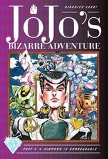 Jojo's Bizarre Adventure - Part 4: Diamond is Unbreakable - Volume 5 - Hardcover (Engelstalig)
