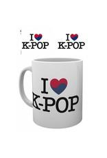 Mug - I Heart K-Pop