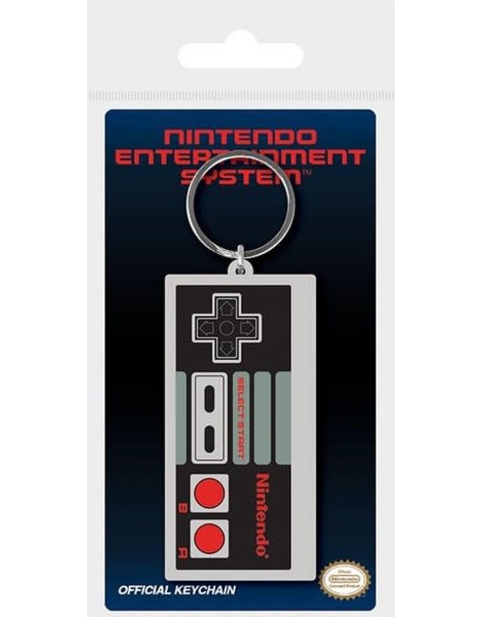 Nintendo - NES controller - Keychain